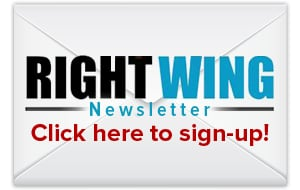 Right Wing News Newsletter Sign-up