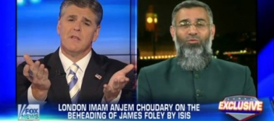 "Hannity EXPLODES on Radical Imam: ""every radical Islamist like you will be wiped off the face of the Earth."" (Video)"