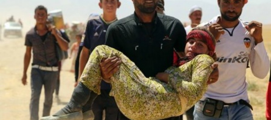 Islamic Radicals in Iraq Bury Kurds Alive, Take Hundreds of Women As Slaves