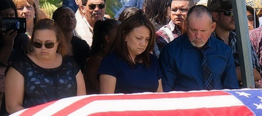 "Mother of Border Patrol Agent Gunned Down By Illegals: ""I Will Not Rest Until These Pieces of Sh** Are Dead"""
