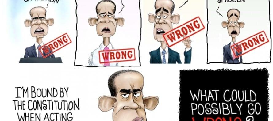 Just Wrong! (Cartoon)