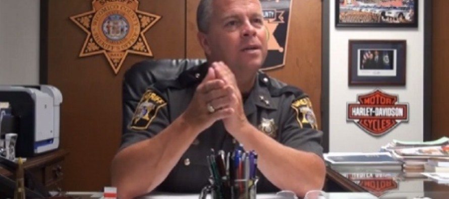 Try to Take Our Guns and You Will Have a Civil War – Maryand Sheriff to Feds