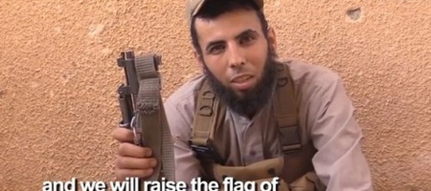 That ISIS Guy Who Promised to Raise an Islamic State Flag Over the White House?  He's Dead.