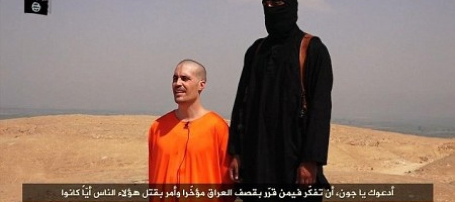 ISIS Terrorists In Iraq BEHEAD AMERICAN CITIZEN (W/ Video)