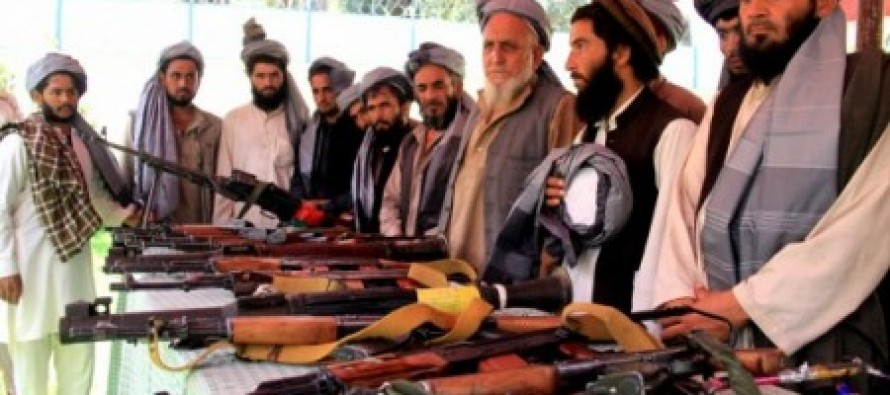 Change: Now We're Training the Taliban to Kill Us And Retake Afghanistan