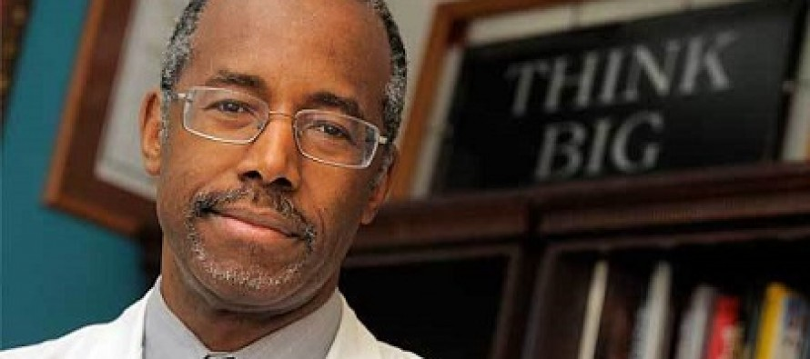 Why Ben Carson is Scared Ebola Could Spread to the United States