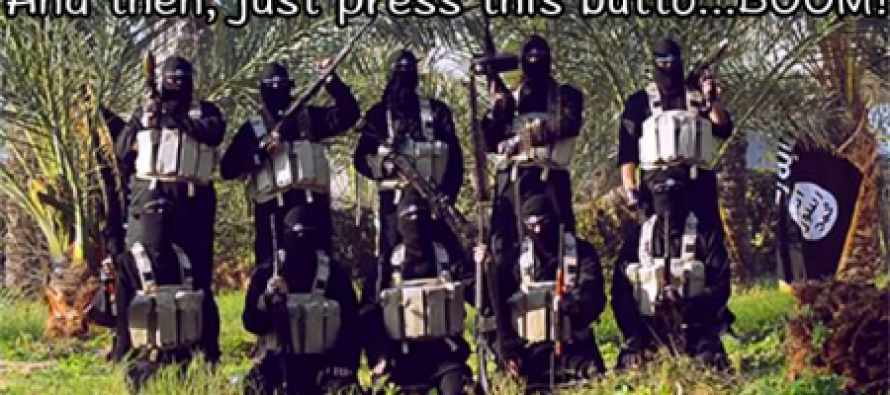 Heh:  ISIS Bomb Instructor Accidentally Detonates Suicide Vest, Kills 21 Terrorists