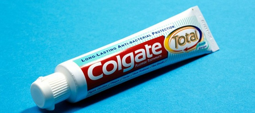 SHOCKER: Chemical used by Colgate Total toothpaste linked to cancer, FDA failed to do due diligence
