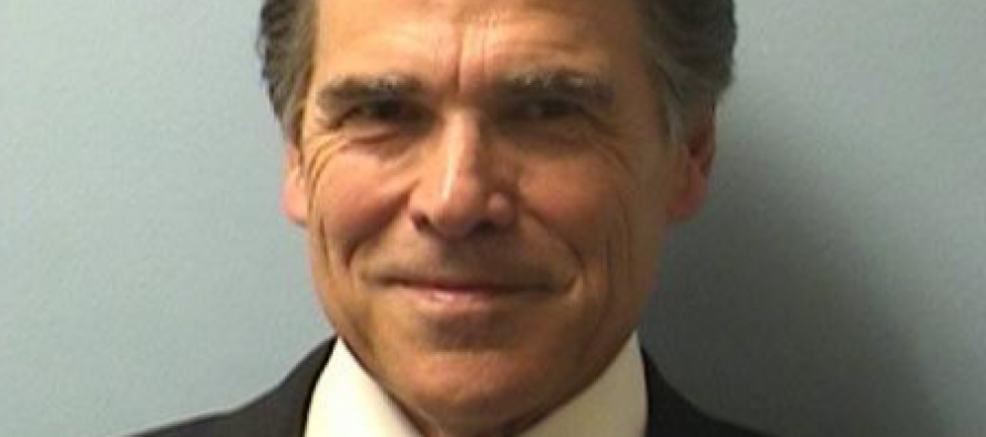 How is Rick Perry Handling A Phony Indictment? He Took This AWESOME Mug Shot And Then WENT FOR ICE CREAM