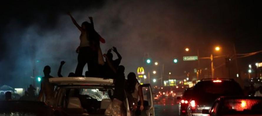 Media Ignores Tea Party's Help Rebuilding Riot-Racked Businesses in Ferguson
