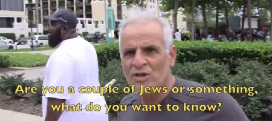 Muslims in Florida Rally for Peace…Just Kidding, They Totally Support Hezbollah Terrorists (Video)