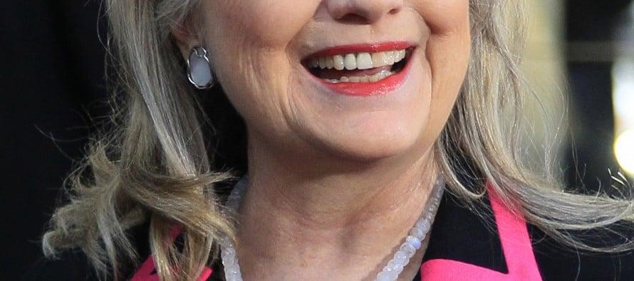 Wanna hear another media myth?  Hillary Clinton would be a good president