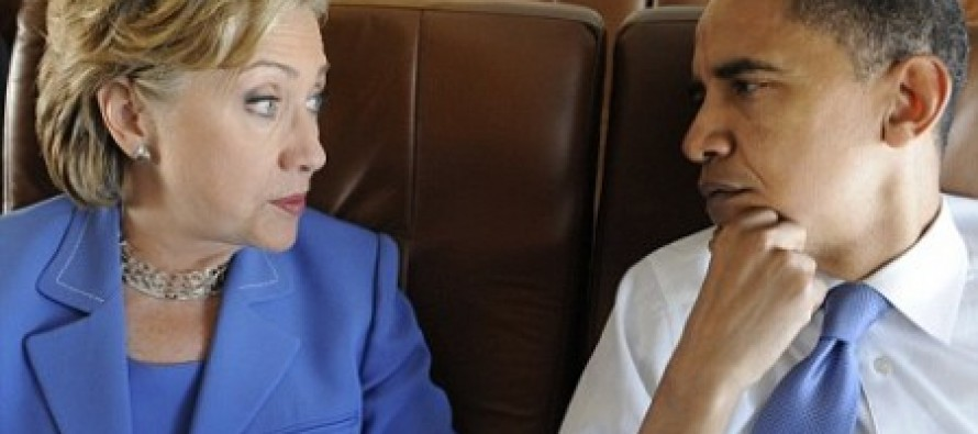 It Begins:  Hillary Blames Rise of ISIS on Obama's Lack of Action in Syria
