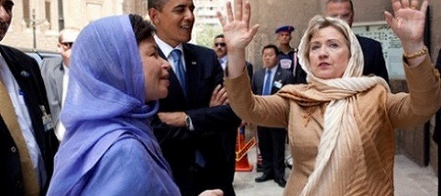 "Morsi's Wife Threatening to Publish Letters Exposing Hillary Clinton's ""Special Relationship"" With Muslim Brotherhood"