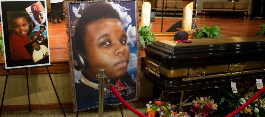 Explosive: Lawsuit seeking release of Michael Brown's juvenile records claims slain teen was a murder suspect