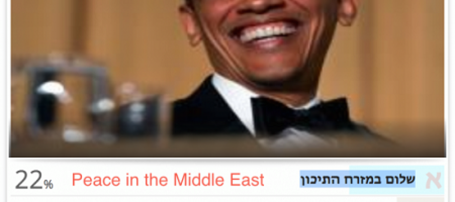 "Israeli News Site Poll Asks What Obama Should Get For His Birthday; 48% Say ""Envelope of Ebola"""