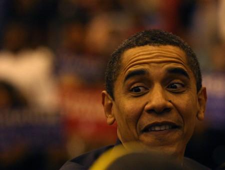 Obama goofy