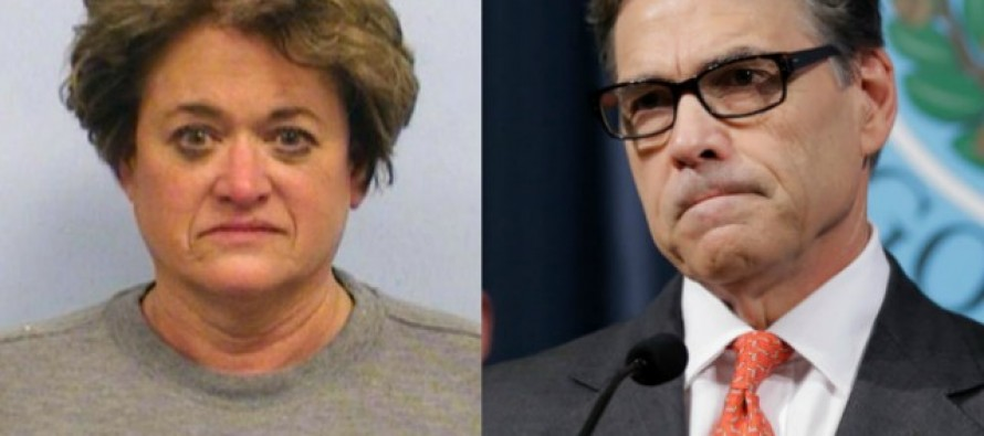 The real character assassination is on Texas Gov. Rick Perry