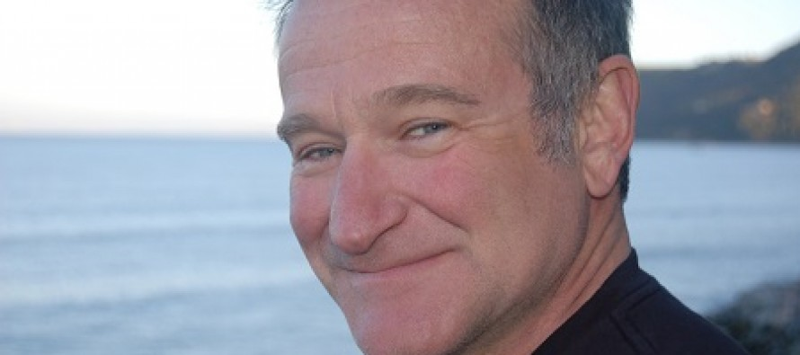 Robin Williams Recorded Touching Video for Terminal Cancer Sufferer, Signed Off With a Kiss and a Song, Before His Own Anguish Led Him to Take His Life