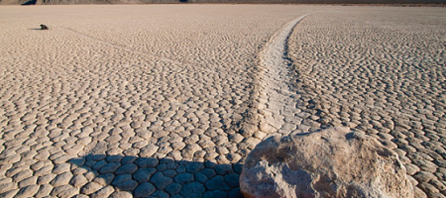 Scientists Solve the Mystery of Death Valley's 'Wandering Stones'