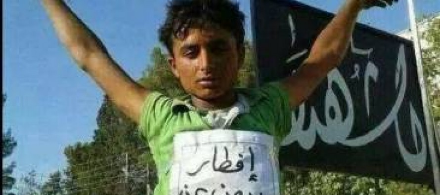 Horror! ISIS Raping Women — Then Put Them Up for Sale… Children Crucified!