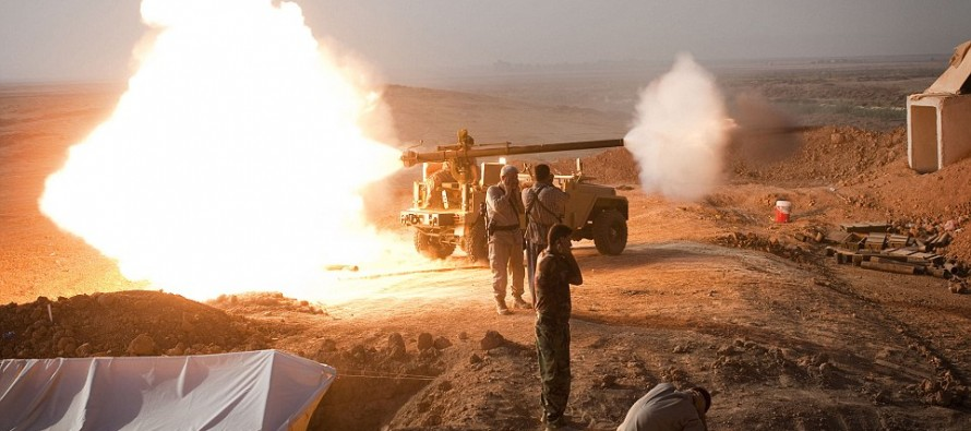 Iraqi Army Scores Victory Over ISIS, Takes Back Town of Amerli Following US Airstrikes