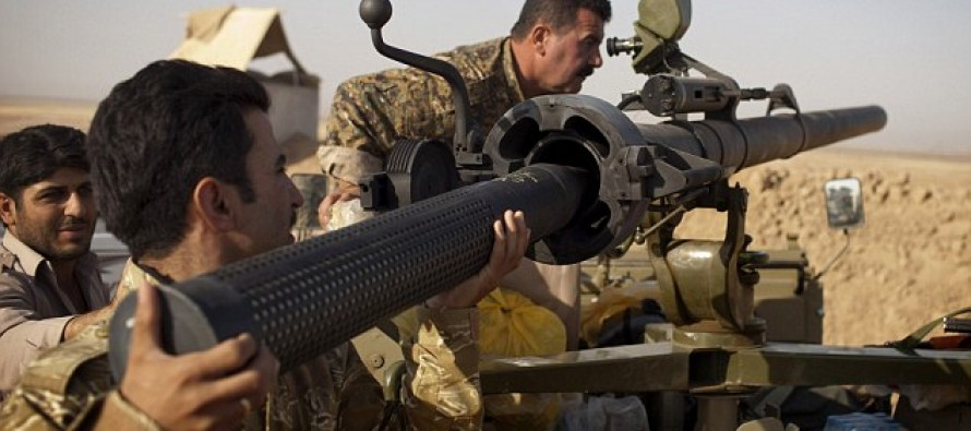 Kurds Say American Forces Are On the Ground in Iraq, Despite Obama Saying Not Combat Troops Would Fight