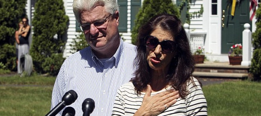 """James Foley's Mother To CNN: """"As An American I'm Embarassed And Appalled"""" By Obama's Inaction On ISIS"""