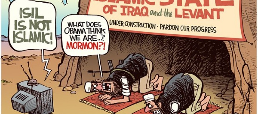 Islamic State (Cartoon)