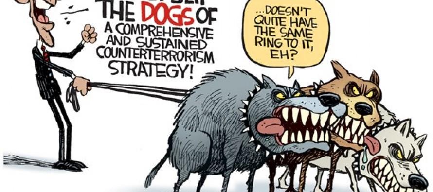 Dogs Of War (Cartoon)