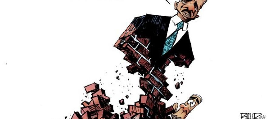 Holder Resigns (Cartoon)