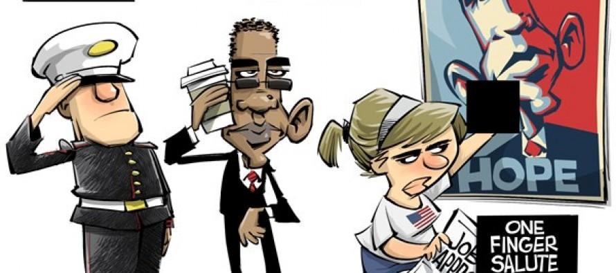 Salute (Cartoon)