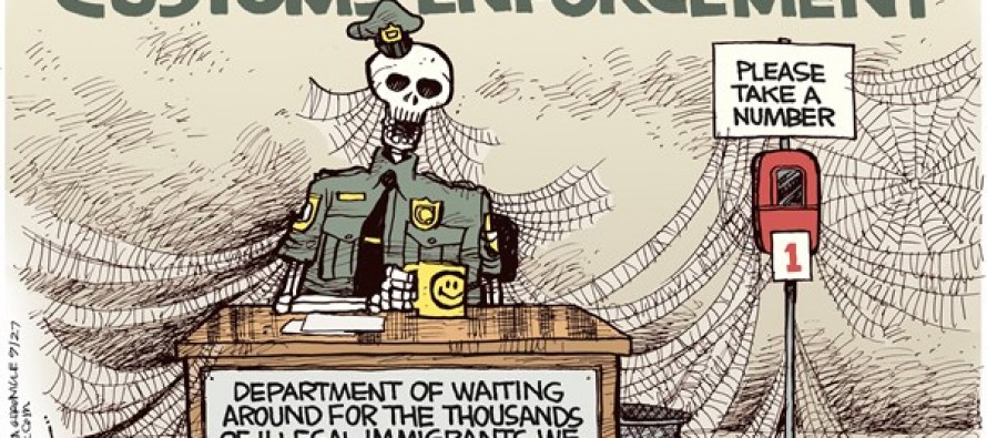 Missing Illegals (Cartoon)