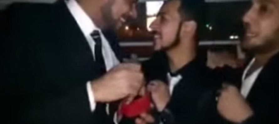 Men arrested in Egypt for taking part in a same-sex wedding are declared not gay after 'testing negative for homosexuality'