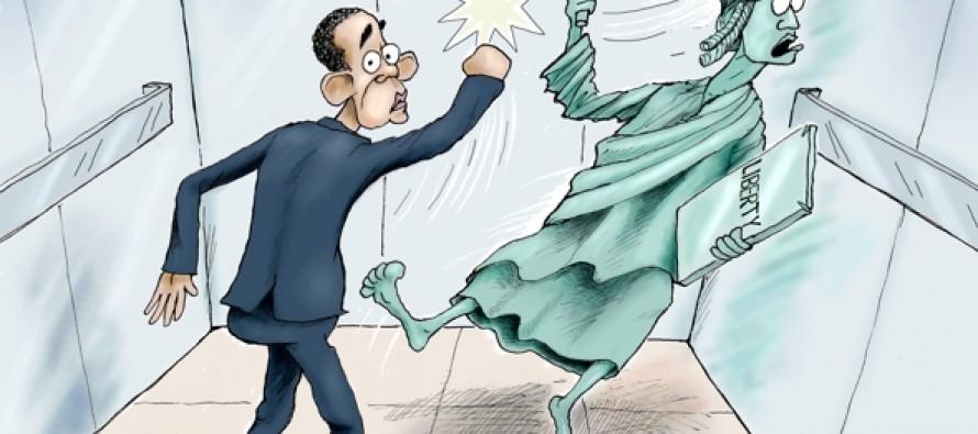 Assault On Liberty (Cartoon)
