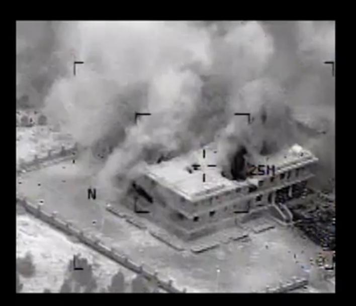ISIS blown up by Raptors