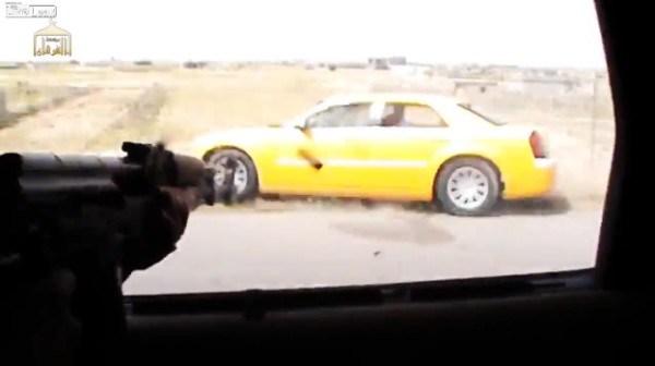 ISIS road killings