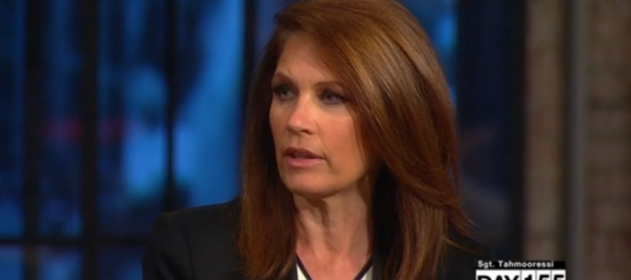 Michele Bachmann: The FBI Says Americans Who Fight For Isis Are Allowed To Come Back Into The US