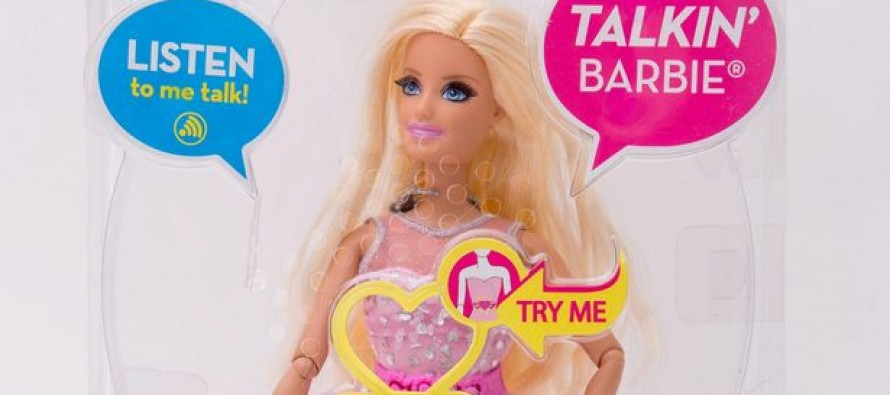 "AUDIO: 'Swearing' Barbie doll shocks mum as it blurts out ""What the f***?"""