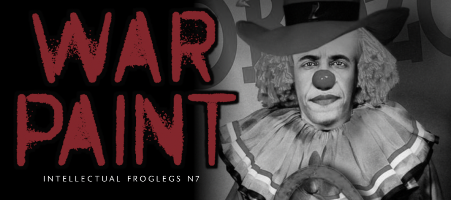 Intellectual Froglegs (N7) – War Paint