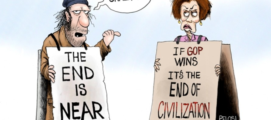 End Of Civilization (Cartoon)