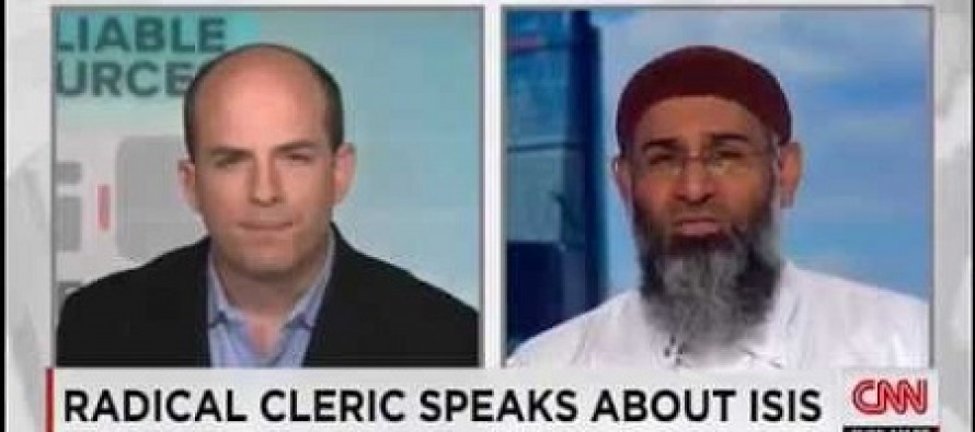 CNN Host Shocked as Anjem Choudary Makes 9/11 Joke and Says There is No Such Thing as Moderate Muslims