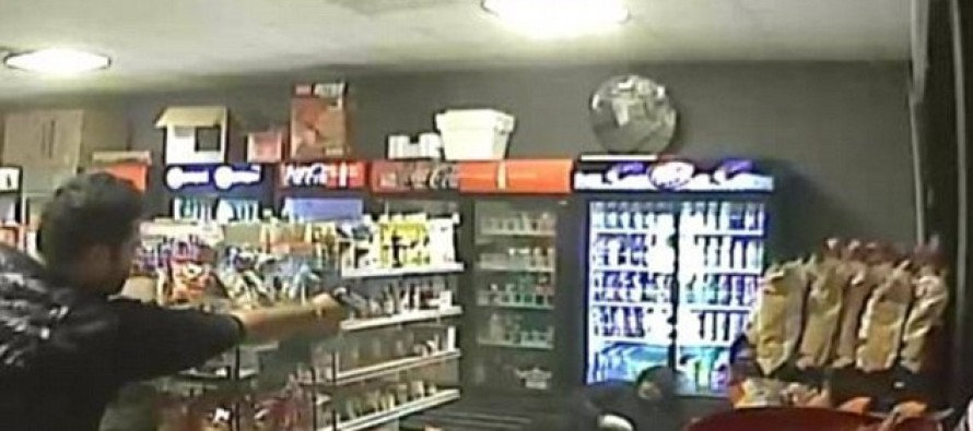Houston Convenience Store Owner Kills Robber in Gunfight