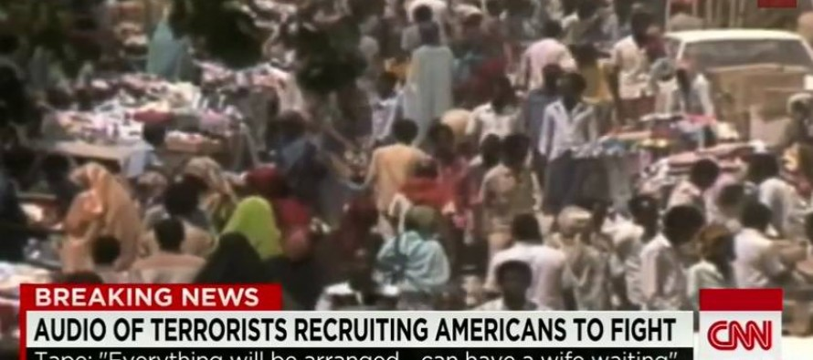 """A Wife Is Waiting For You""  – Audio of Islamists Recruiting Americans to Fight Released"