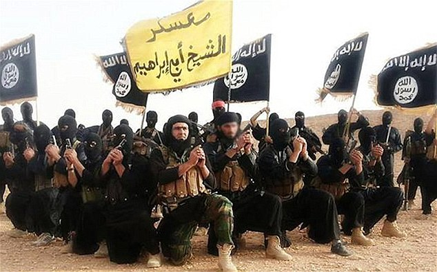 british islamic state suicide missions