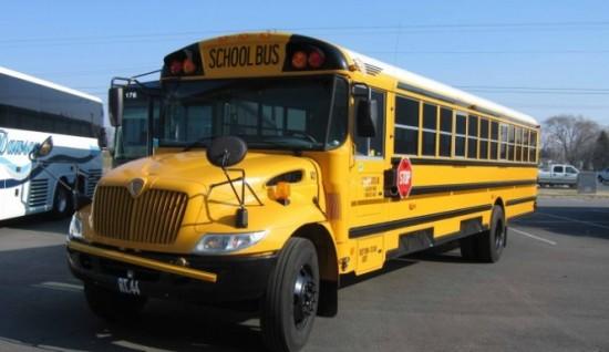 bus in SC