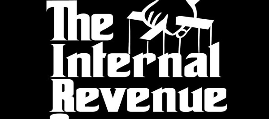 Reporter refuses to pay taxes for 500 days, duration of IRS targeting scandal