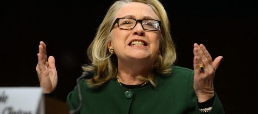 Claim — SHE KILLED THEM: Hillary Signed Off On Benghazi Security Even Though It Didn't Meet Security Minimums