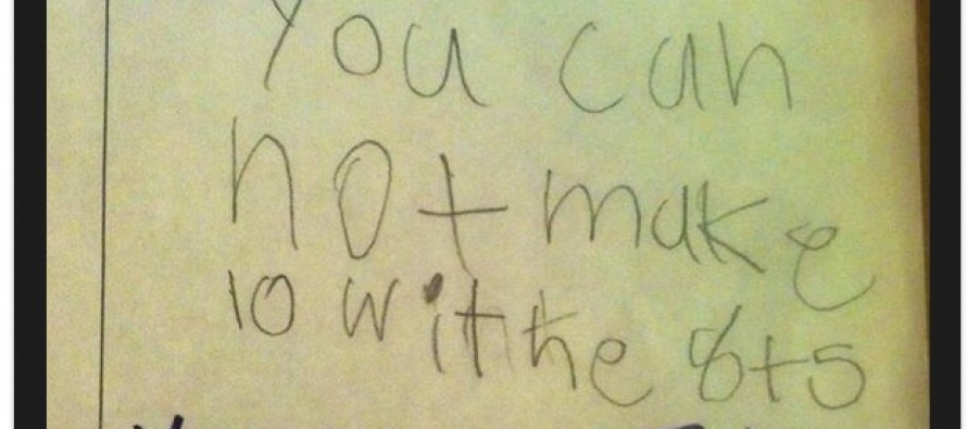 Even This Kid Realizes Common Core is Stupid