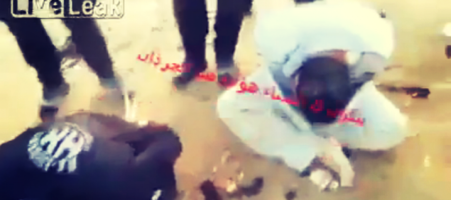 Hardcore ISIS Extremists Captured and Reduced to Crybabies (Video)